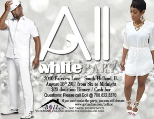 DOLL INC 2017 All White Party